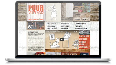 website vlieland