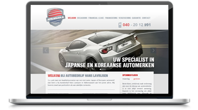 webdesign valkensward