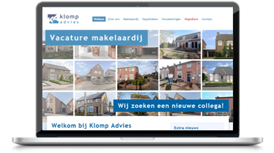 website maken mill